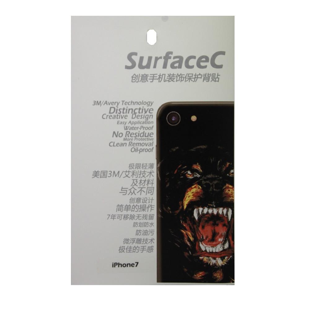 Виниловые Наклейки SurFaceC 8 iPhone 7 Plus