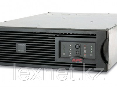 Источник бесперебойного питания/UPS APC/SUA3000RMXLI3U/Smart//3 000 VА/2 700 W