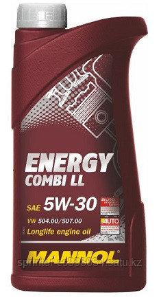 Моторное масло MANNOL Energy Combi LL 5w30 1 литр