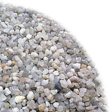Гравий кварцевый фр.2-5мм (25кг)