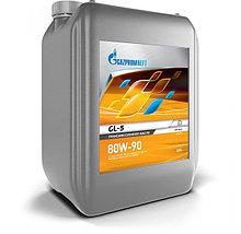 Трансмисионные масла GL-5 80w90 10л.