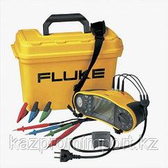 Fluke 1654B - многофункциональный тестер установок