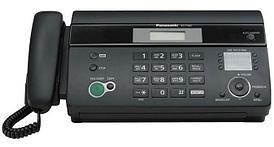 Факсимильный аппарат на термобумаге Panasonic KX-FT984CA-B