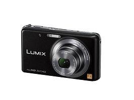 Цифовой фотоаппарат Panasonic LUMIX DMC-FX80EE-K