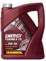 Моторное масло MANNOL Energy Formula FR 5w30 4 литра