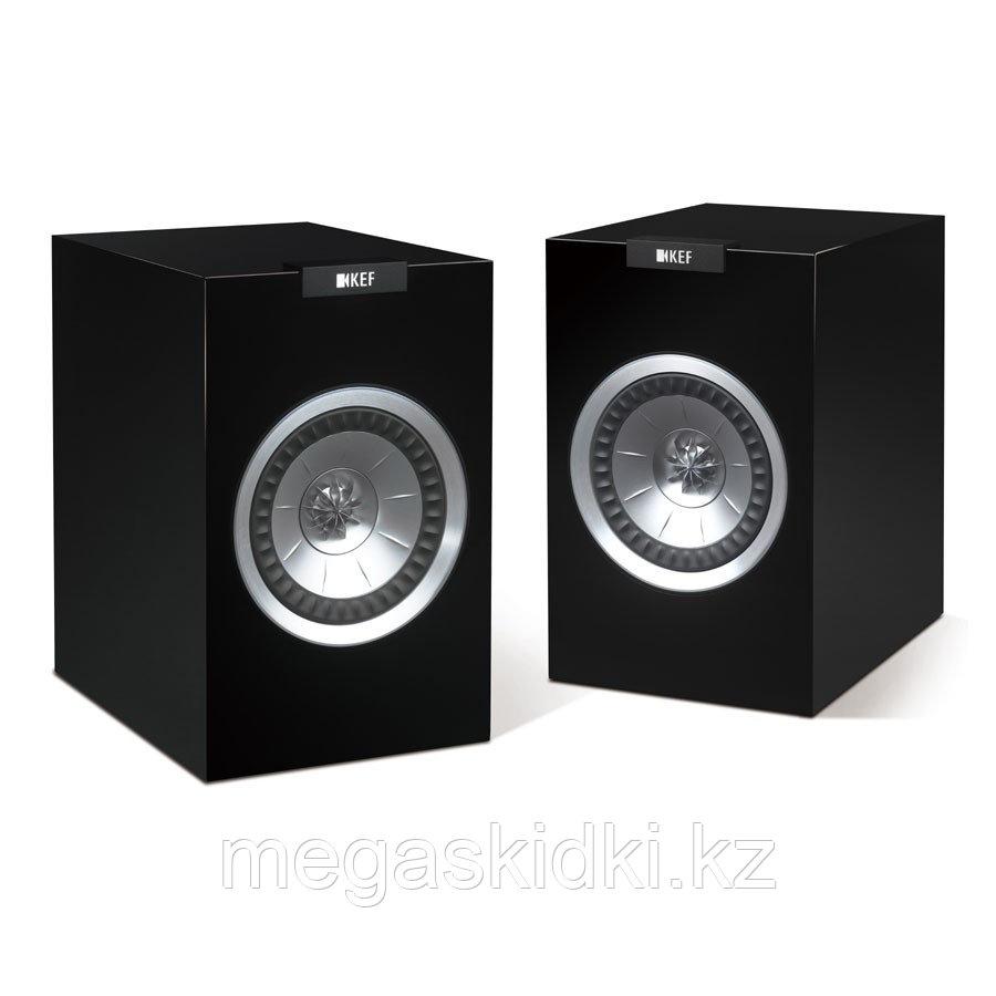 Полочная акустика KEF R100 черный