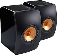 Полочная акустика KEF LS50 матовый черный, фото 1