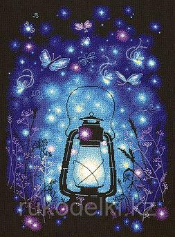 """Набор для вышивания крестом """"Наш волшебный вечер"""""""