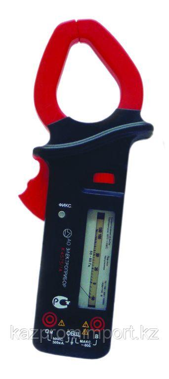 К4575/1А - клещи электроизмерительные аналоговые