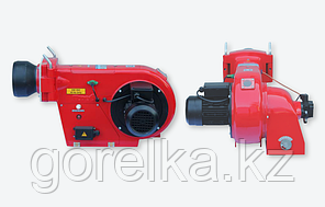 Горелка дизельная Uret U 5 VTUS (1067 кВт)