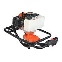 AE51D PATRIOT Мотобур бензиновый 2л.с./51 см.куб, бак 1,3л, d бура 40-200мм, (без шнека)
