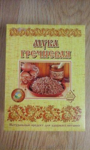 Мука гречневая 700 гр
