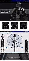 Штатив+ монопод 2в1 Zomei Z688 для фото и видео/ до 12кг/163см, фото 2