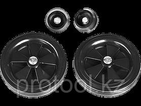 Компрессор воздушный, ЗУБР Профессионал ЗКПМ-360-50-Р-2.2, поршневой, масляный, ременной привод, 360 л/мин, 50, фото 2