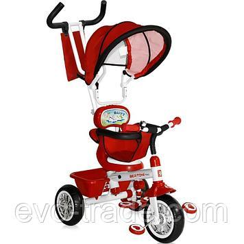 Велосипед 3 в 1 Bertoni B313A (Красный)