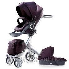 Детская коляска Dsland 2 в 1 V6 (Purple)