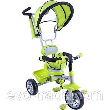 Велосипед 3 в 1 Bertoni B313A (Зеленый)