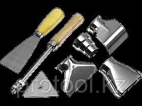 Фен технический (строительный), ЗУБР Профессионал ФТ-П2000 М2ДК, ЖК-дисплей, память темп-ры, 2 режима: 80-600 , фото 3