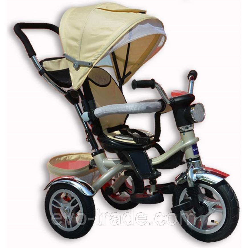 Велосипед Glamvers Jaguar Trike (Бежевый)