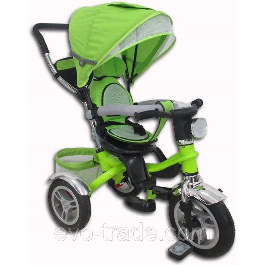 Велосипед Glamvers Jaguar Trike (Зелёный)