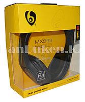 Беспроводные Стерео Bluetooth наушники MX333 (черные)