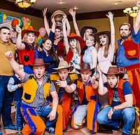 Корпоратив в ресторане с шоу-программой в Алматы