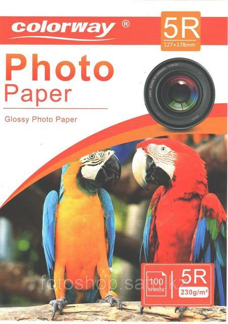 Фотобумага Colorway, ламинат, дизайнерская, сублимационная.