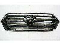Стеклянная эмблема Toyota на LC200 2016+