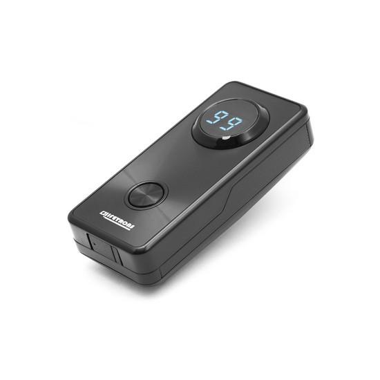 Портативное зарядное устройство, Lifetrons, FG-1038-BK-I1, 5600mAh, Чёрный