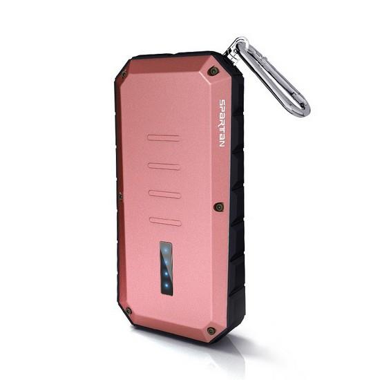 Портативное зарядное устройство, iWalk, Extreme Spartan UBT13000, 13000mAh, Индикатор заряда, LED фо