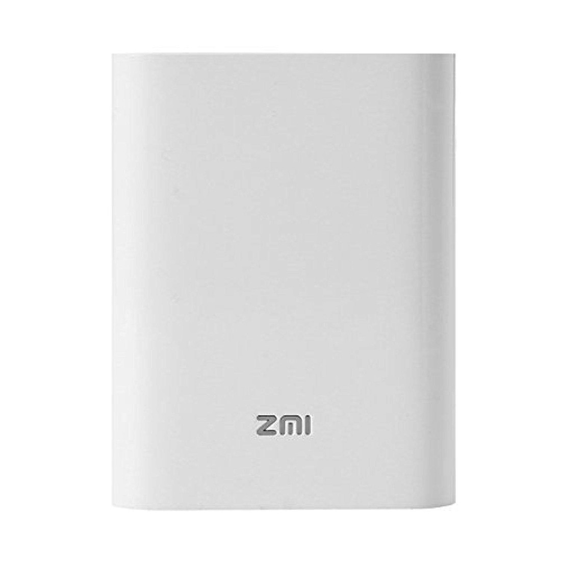 Портативное зарядное устройство-роутер, Xiaomi, ZMi MF855 , Выход USB: 1*2.1A, Индикатор заряда бата