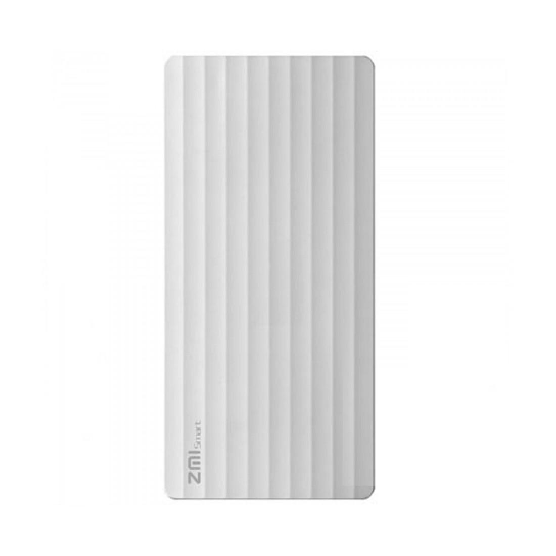 Портативное зарядное устройство, Xiaomi, ZMi Power Bank 10000 mAh PB810 (6934263400021), Выход USB: