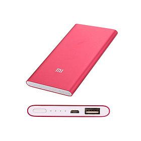 Портативное зарядное устройство, Xiaomi, Mi Power Bank NDY-02-AM 5000 mAh, Выход USB: 1*2.1A, Индика