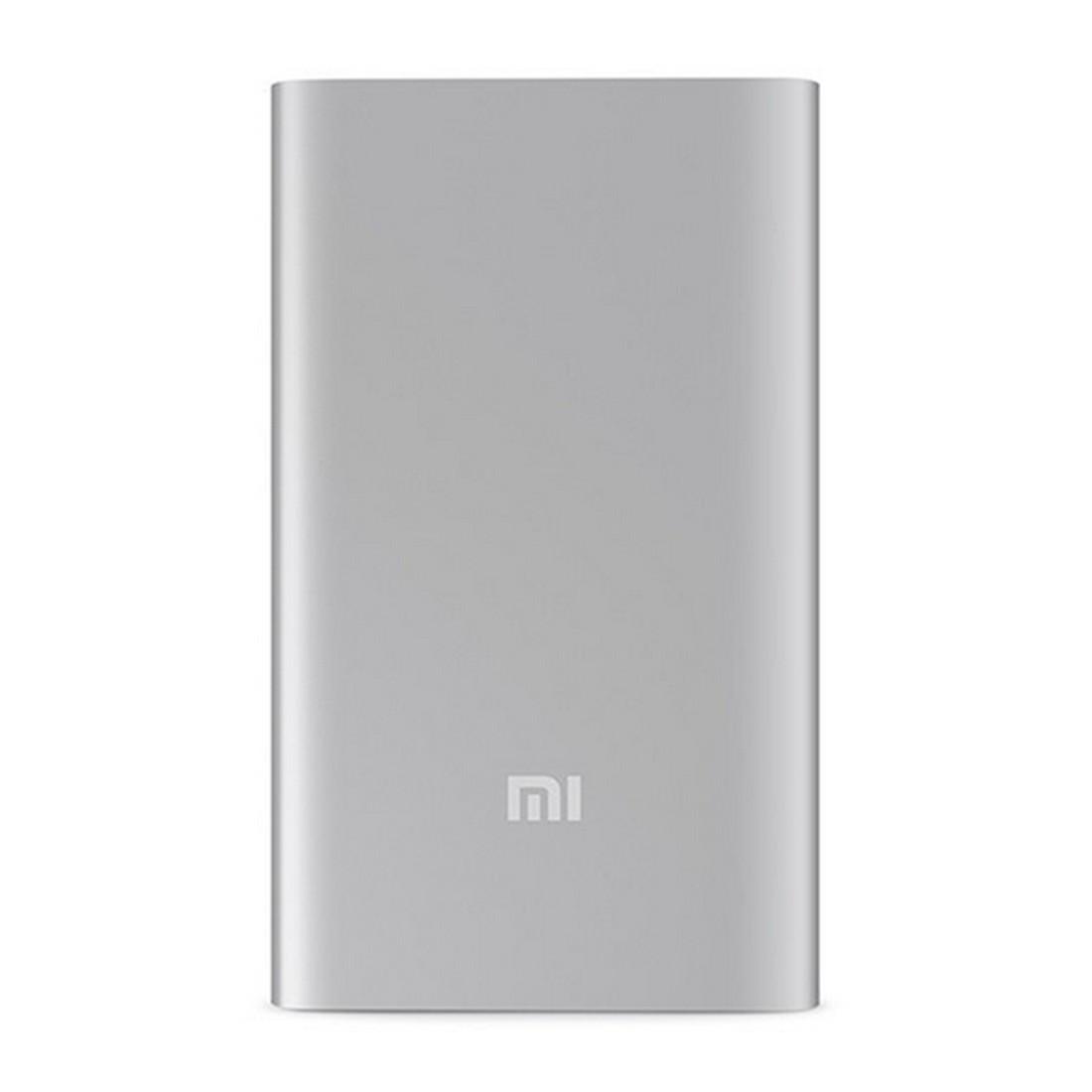 Портативное зарядное устройство, Xiaomi, Mi Power Bank 10000 mAh V2 VXN4182CN, Выход USB: 1*2.1A, Ин