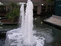 Фонтанная форсунка для эффекта пенного столба, фото 1