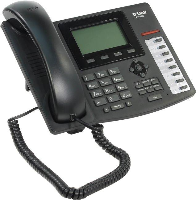 IP телефон DPH-400SE/F4A
