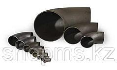 Отвод крутоизогнутый 133х4,0 (DN125) ГОСТ 17375-2001 Ст.20 90гр. СУ