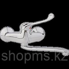 Смеситель ARCO Пристенок хирургический 40 мм. А 4699