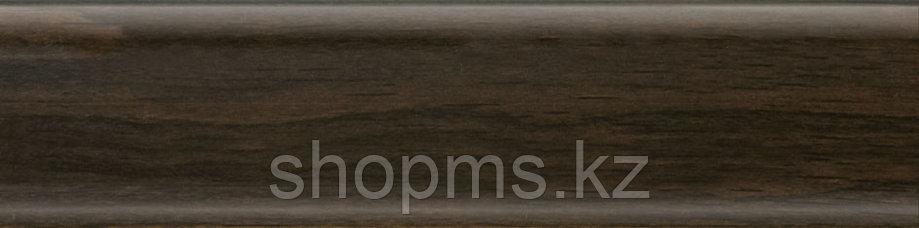 Плинтус с мягким краем Salag NGF024 Венге 2500*56 мм, фото 2