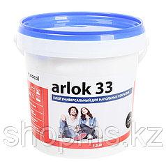 Клей водно-дисперсионный 1кг. Arlok, 33