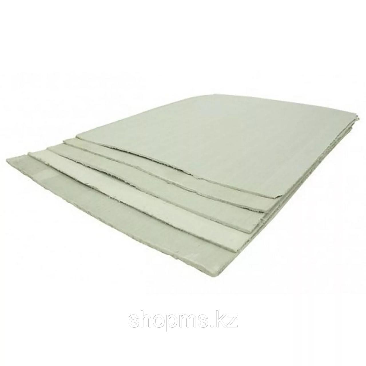 Асбест листовой КАОН-1 4мм ( в 1 листе 4,5 кг + -)