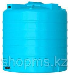 Бак для воды с поплавком  1000л (синий) СУ