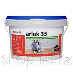 Клей водно-дисперсионный 6,5 кг. Arlok, 35