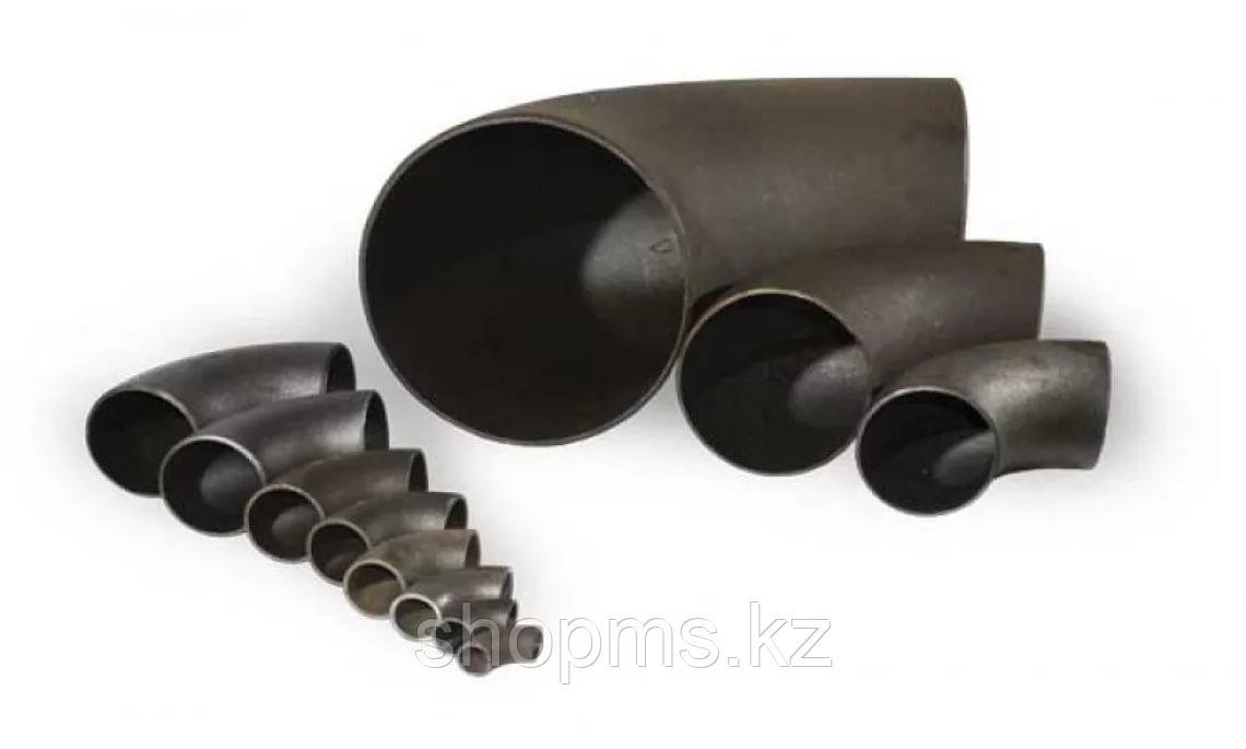 Отвод крутоизогнутый 89х3,5 (DN80) ГОСТ 17375-2001 Ст.20 90гр.