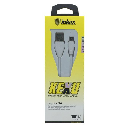 Кабель INKAX CK-21 Micro USB