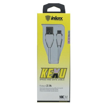 Кабель INKAX CK-21 Micro USB, фото 2