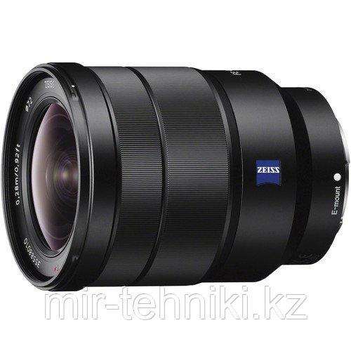 Объектив Sony FE 16-35mm f/4 ZA OSS Vario-Tessar T* (SEL1635Z, E Mount, Full-Frame)
