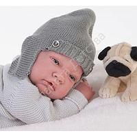 Кукла Реборн младенец Игнасио , 40см
