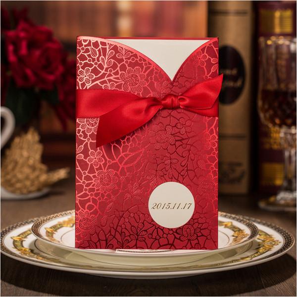 Печать свадебных открыток в Алматы