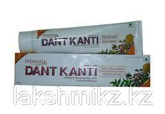 Аюрведическа Зубная Паста Дант Канти от Патанджали - Patanjali Dant Kanti
